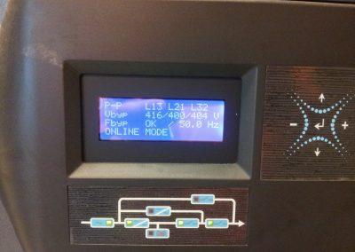 UPS 80 kVA - CNE Cernavoda
