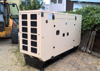 generator 110 kVA - complex productie Pitesti