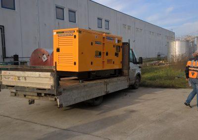 generator 130 kVA - Teatrul Oradea
