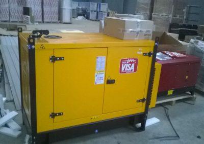 generator 14 kVA - Termoline Oradea