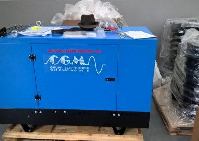 generator 15 kVA - fabrica Karcher