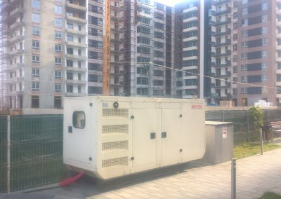 generator 150 kVA - Park Lake Residece 1 - Cluj-Napoca