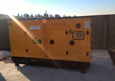 generator 150 kVA - fabrica Sebis