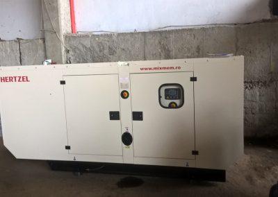 generator 175 kVA - Primaria Vatra Dornei