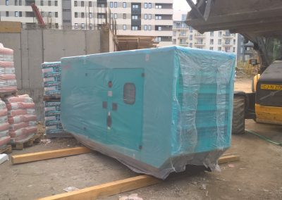 generator 200 kVA - Park Lake Residence 2 - Cluj-Napoca