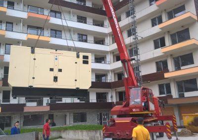 generator 220 kVA - Colina Marei - Sinaia