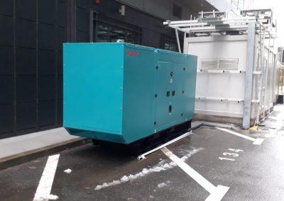 generator 275 kVA - MX 1 - Bucuresti