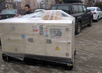 generator 30 kVA - Transgaz Cluj