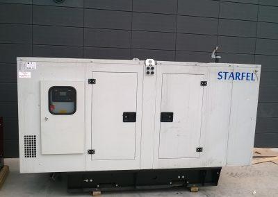 generator 35 kVA - Cetatea Oradea