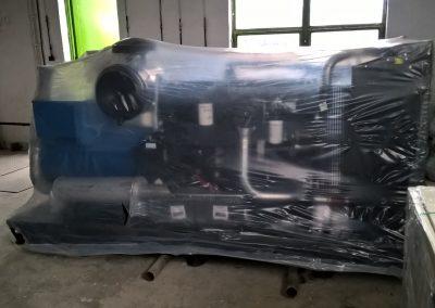 generator 440 kVA - ferma avicola - Brasov
