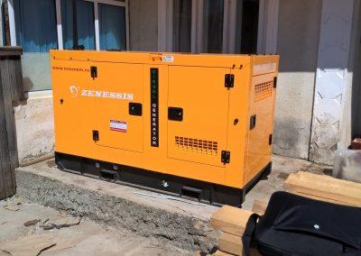 generator 45 kVA - ferma Murgeni