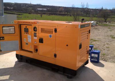 generator 55 kVA - ferma Sanbenedec