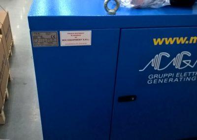 generator 60 kVA - ferma Cataloi - 2