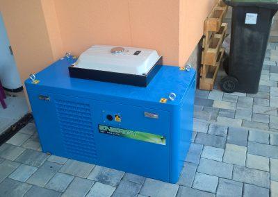 generator 7 kVA - locuinta - Livada - Arad