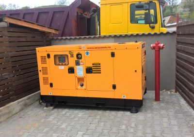 generator 80 kVA - hotel - Alba Iulia