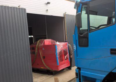 generator 80 kVA - sera Toboliu